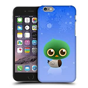 Case Fun Mallard Duck by DevilleART Snap-on Hard Back Case Cover for Apple iPhone 6 (4.7 inch)