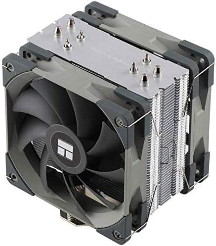 LEIXIN Disipador de Calor refrigerado por Aire de la CPU del ...