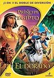 Pack El principe de Egipto + Ruta hacia el dorado [DVD]