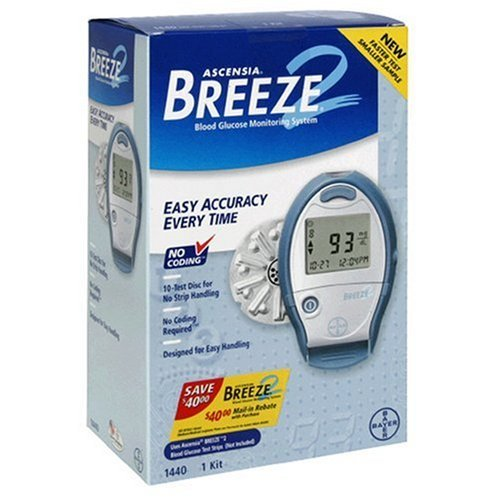 Bayer's Breeze®2 Blood Glucose Monitoring System