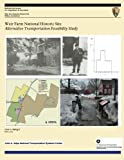 Weir Farm National Historic Site: Alternative Transportation Feasibility Study