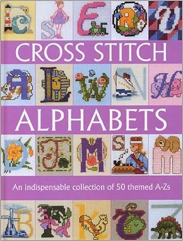 Cross Stitch Alphabets: Christine Porter: 9780715312872