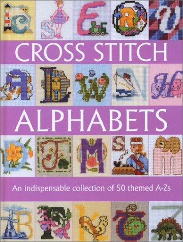 (Cross Stitch Alphabets )