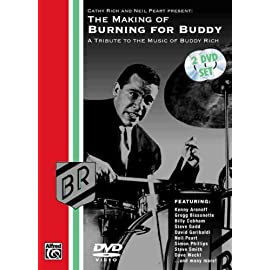 """Image of the cover of """"The Making of Burning for Buddy"""""""