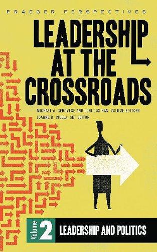 Leadership at the Crossroads: Volume 2, Leadership and Politics pdf