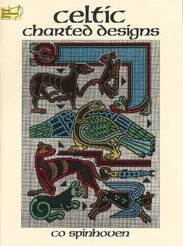 (Celtic Charted Designs (Dover Embroidery, Needlepoint) by Co Spinhoven (1987-08-01))