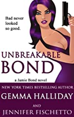Unbreakable Bond (Jamie Bond Mysteries Book 1)