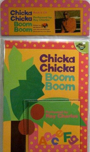Download Chicka Chicka Boom Boom (Book & CD) PDF