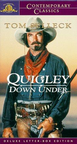 Quigley Down Under [USA] [VHS]: Amazon.es: Tom Selleck, Laura ...