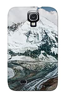 Kathewade Perfect Tpu Case For Galaxy S4/ Anti-scratch Protector Case (switzerland Glacier)