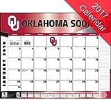 Oklahoma Sooners 2017 Calendar