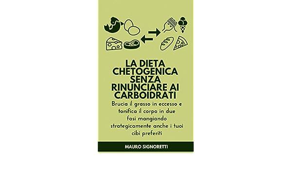 dieta chetogenica e fasi