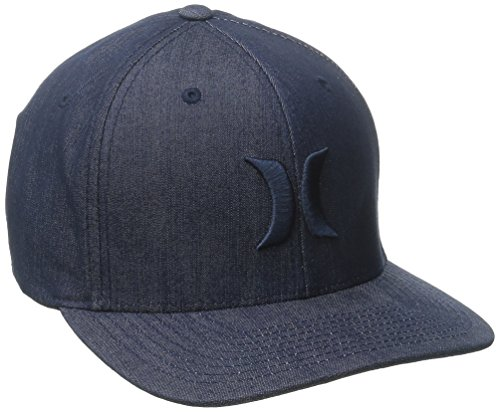 7f30fc40 ... where to buy hurley mens one and textures flexfit hat 49f7f d4257