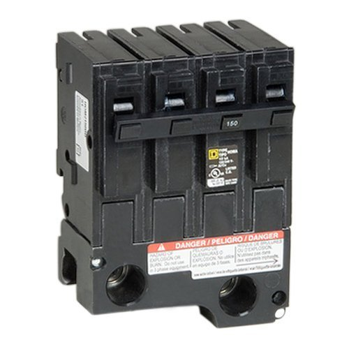 Homeline Plug-on Circuit Breaker HOM2150BB Branch 150 AMP UL Approved