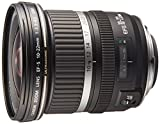 Canon EF-S 10-22mm f/3.5-4.5 USM SLR Lens for EOS Digital SLRs International Version (No warranty) ?