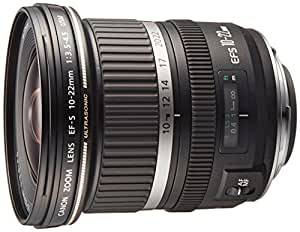 Canon ultra-wide-angle zoom lens EF-S10-22mm F3.5-4.5 USM APS-C corresponding