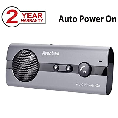 Avantree Auto Power On Bluetooth Car Kit