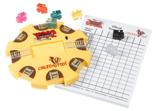 Puremco Mexican Train and Chicken Game Centerpiece Kit by Puremco