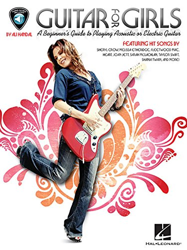 Guitar for Girls: A Beginner's Guide to Playing Acoustic or Electric (Acoustic Guitar Guide)