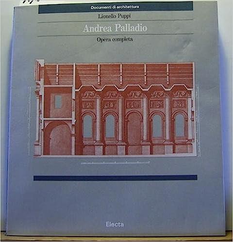 New release ebook andrea palladio opera completa italian edition andrea palladio opera completa italian edition fandeluxe Images