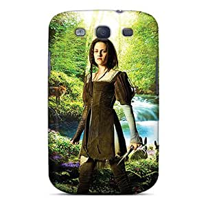 High Impact Dirt/shock Proof Case Cover For Galaxy S3 (snow White And The Huntsman)