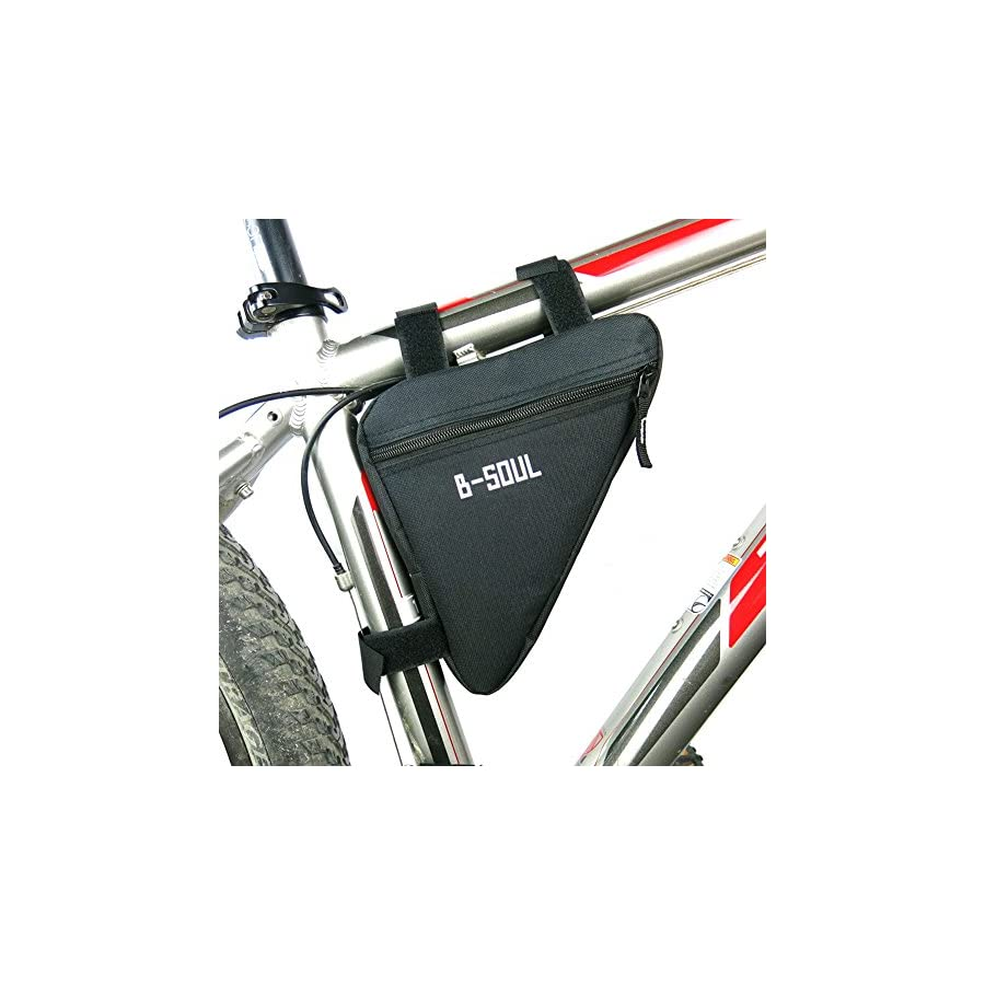 SANFENG Bicycle Triangle Frame Bag Bike Under Seat Top Tube Bag