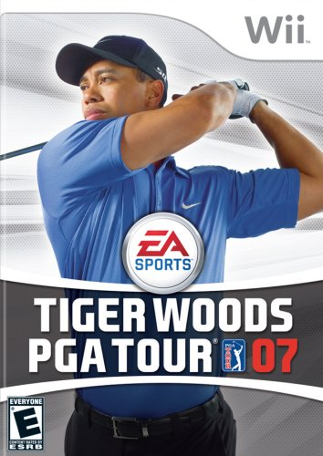 Tiger Woods PGA Tour 07 - Nintendo Wii