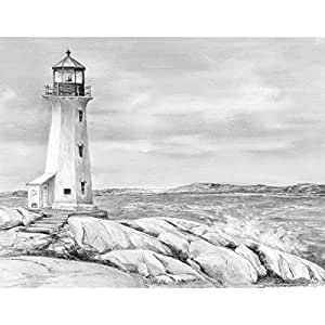 Royal and Langnickel Sketching Made Easy Set, Lighthouse Point