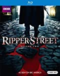 Cover Image for 'Ripper Street: Season 2 (Blu-ray)'