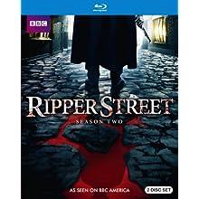 Ripper Street: Season 2 (Blu-ray) (2014)