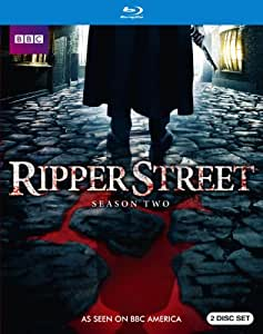 Ripper Street: Season 2 (Blu-ray)