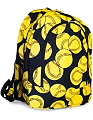 N. Gil Fastpitch Softball Backpack