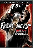 Friday The 13Th Part VII:The New B by Warner Bros. by John Carl Buechler