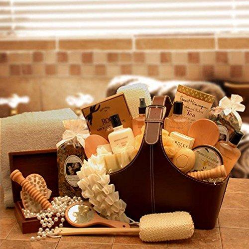 Set Gift Drop - Spa Perfect Relax & Rejuvenate Tote Gift Set