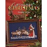 Season of Joy Counted Cross-Stitch Book