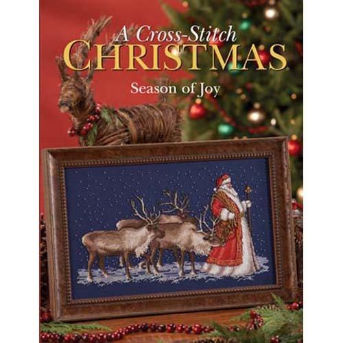 Season of Joy Counted Cross-Stitch (Counted Cross Stitch Book)