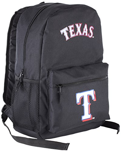 (MLB Texas Rangers Sprint Backpack, 18-inches)