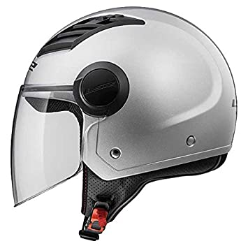 Casco Airflow Jet LS2 Helmets Silver talla M
