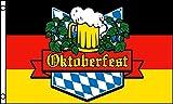 OKTOBERFEST FLAG%2C 3%27x5%27 sign poste