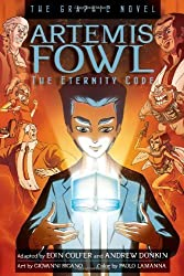 Artemis Fowl The Eternity Code Graphic Novel by Colfer, Eoin, Donkin, Andrew (2013) Paperback