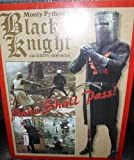 Monty Python Holy Grail Movie Black Knight Tin Sign