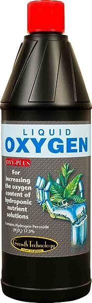 Oxígeno líquido Growth Technology Liquid Oxygen H2O2 11, 9 ...