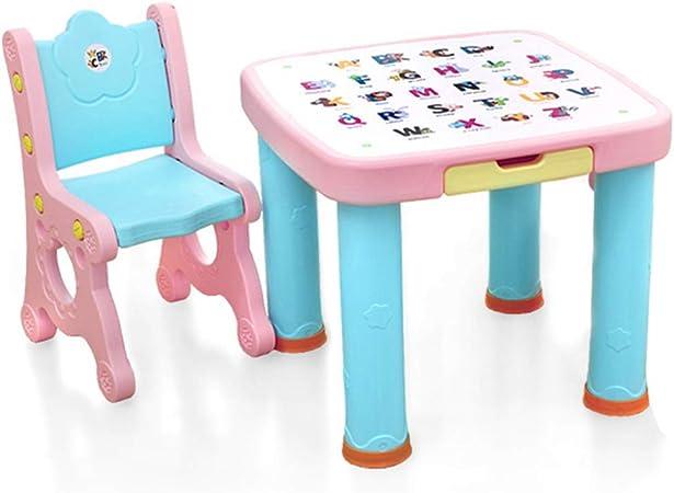 Tavoli E Sedie In Plastica Per Bambini.Tavolo E Sedie Per Bambini Set Kindergarten Tavolo E Sedie In