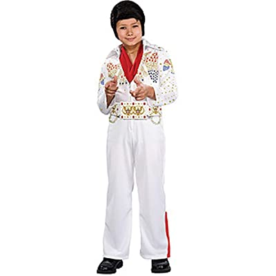 Rubie's Costume Co - Deluxe Elvis Toddler/Child Costume: Toys & Games