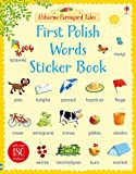 img - for Farmyard Tales First Polish Words Sticker Book (Farmyard Tales First Words Sticker) book / textbook / text book