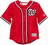 Washington Nationals Red Alternate Cool Base Infant Jerseys