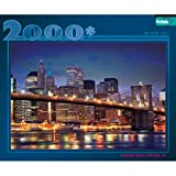 Brooklyn Bridge Jigsaw Puzzle 2000 PC