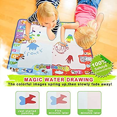 HOMOFY Aqua Magic Mat Extra Large 30.7