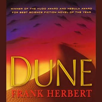 Amazon.com: Dune (Audible Audio Edition): Frank Herbert ...