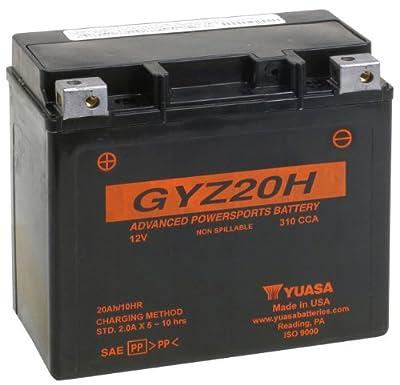 Yuasa YUAM72RGH GYZ20H Battery